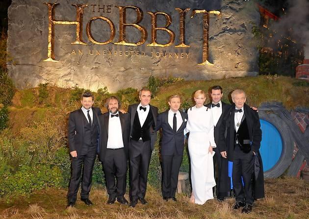 cast-Hobbit cast