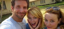 Emma Stone Bradley Cooper Rachael McAdams