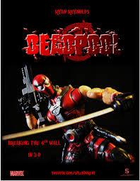 Deadpool poster 2