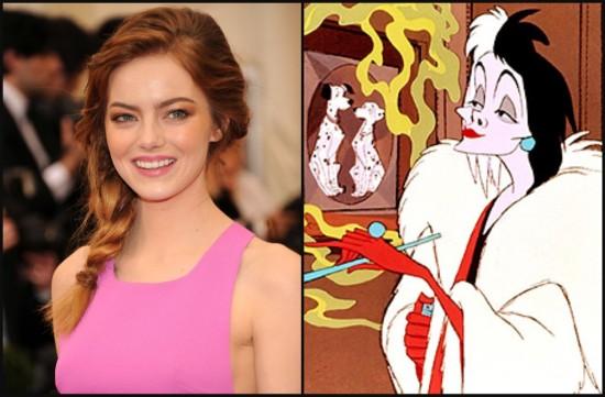 Emma Stone Cruella MovieSpoon.com
