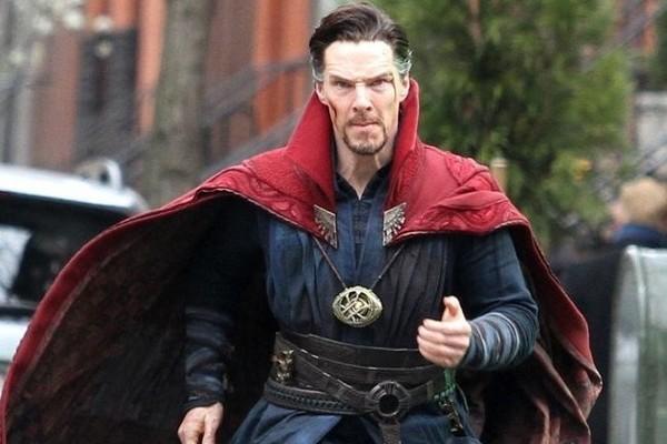 Doctor Strange Mads Mikkelsen Benedict Cumberbatch MovieSpoon.com