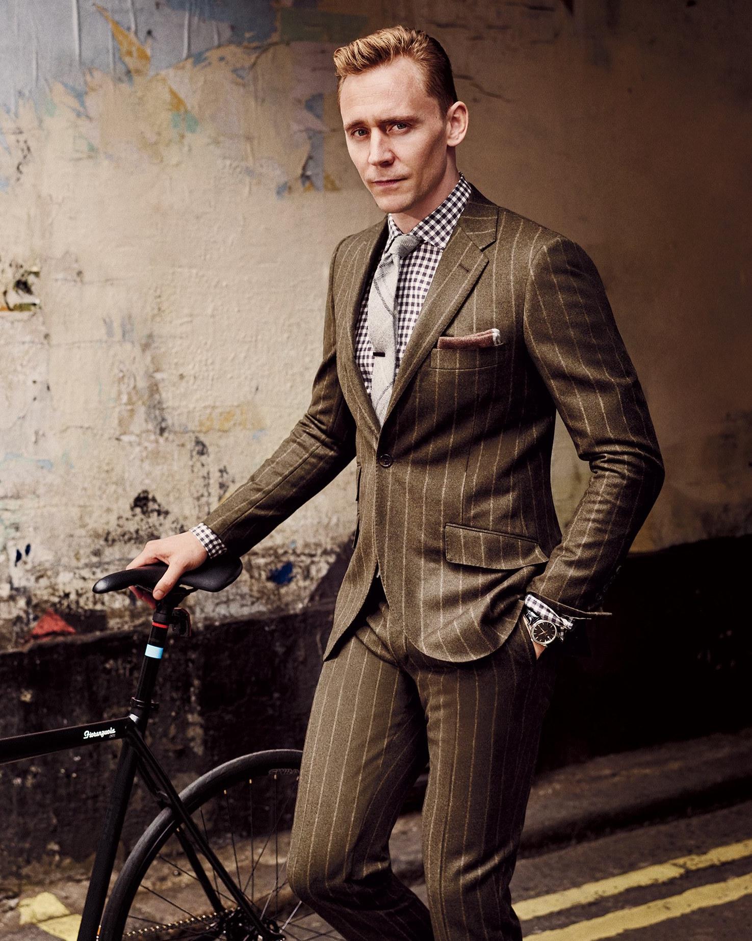 Tom Hiddleston James Bond MovieSpoon.com