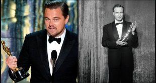 Leonardo DiCaprio Marlon Brando Oscar MovieSpoon.com