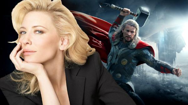 Cate Blanchett Taika Waititi Thor: Ragnarok MovieSpoon.com