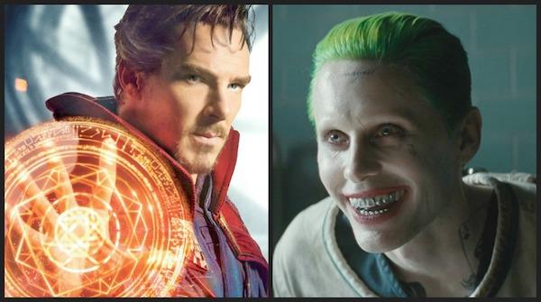Doctor Strange Oscar Suicide Squad MovieSpoon.com