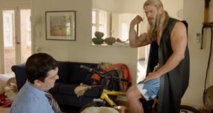 Thor: Ragnarok Darryl MovieSpoon.com