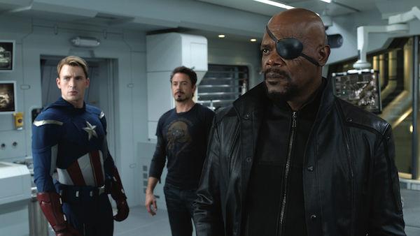 Nick Fury Samuel L. Jackson MovieSpoon.com