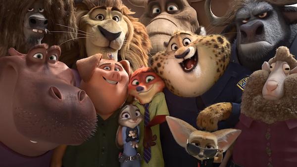 Zootopia Disney MovieSpoon.com