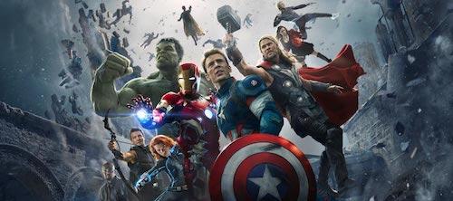 Scarlett Johansson Marvel Avengers MovieSpoon.com