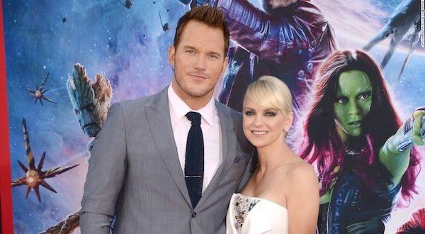 Chris Pratt & Anna Faris Announce Separation after 8-Year Marriage