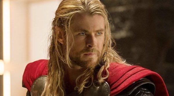 Thor: Ragnarok Wig Chris Hemsworth MovieSpoon.com